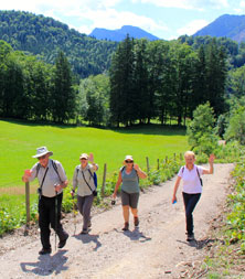 Walking food tour Bavaria