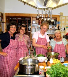 Cooking class Germany