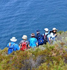 Guided walking holiday Mallorca