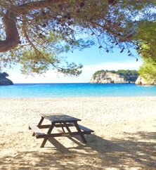 Guided walking holiday Balearic Islands