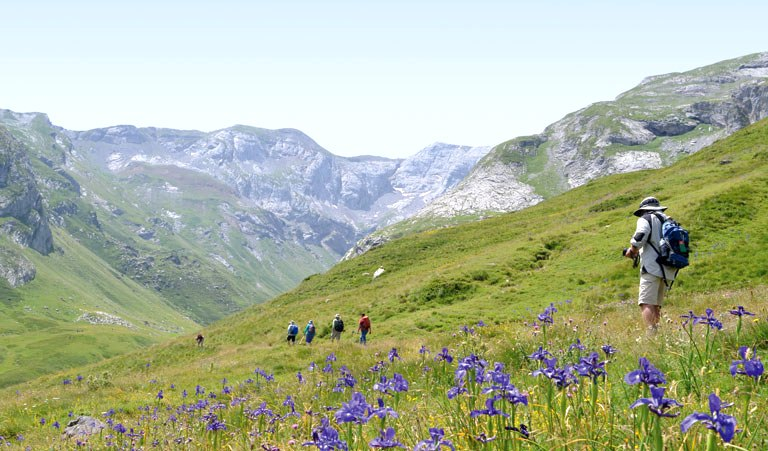 Walking Tour Pyrenees