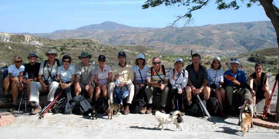Guided Walking Holidays in EMEA
