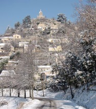 Forcalquier at Christmas