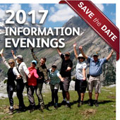 Information Evenings 2017