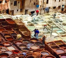 walking food tour Morocco