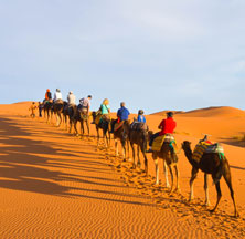 walking holiday Morocco