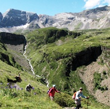 Guided Walking Holidays in Pyrenees