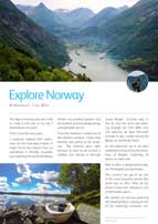 Norway traveller story