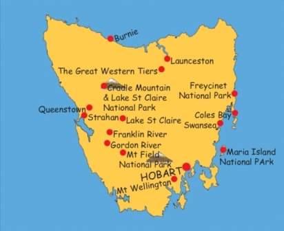 Hobart To Launceston Tour